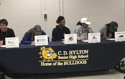 Spring Sports Signing Day