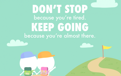 Don't Give Up in the Final Stretch