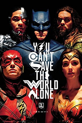 Justice League flashes its way into theaters