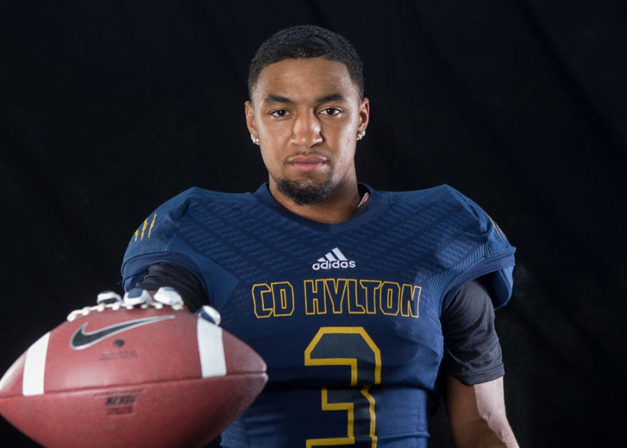Hylton Football Player Ricky Slade Scores 14-Yard Touchdown in All-American Game & Signs with Penn State