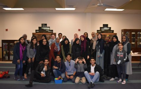 PWCS Muslim Student Associations Come Together To Prepare For Regional Tournament