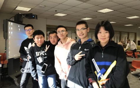 Hylton and Osbourn Park Host Exchange Students from China