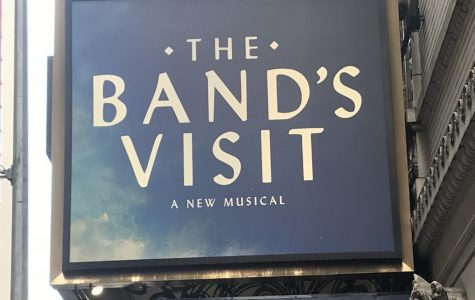 "Theater Critics Corner: ""The Band's Visit"" on Broadway"