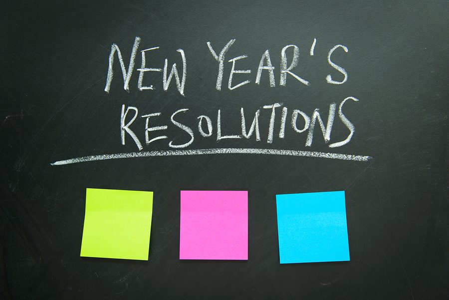 Five Achievable New Year's Resolutions for High Schoolers