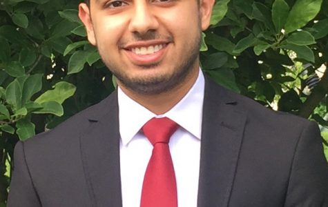 Meet Sasan Faraj: Your Student Representative to the School Board