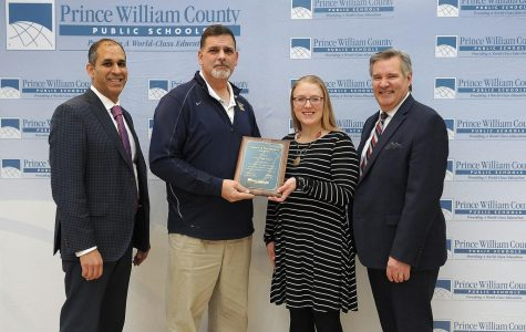 Hylton Named a PWCS School of Excellence