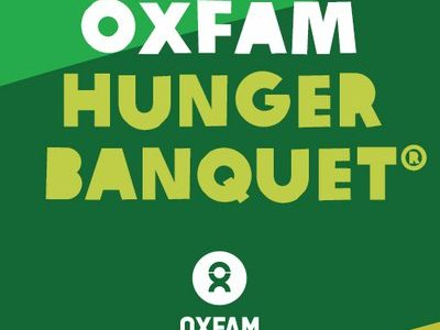 The Oxfam Hunger Banquet Brings Awareness to Hunger and Hardship Around the World