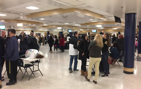 Hylton Hosts Curriculum Fair