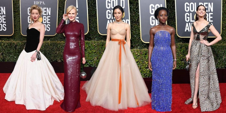 Golden Globes Fashion: Who Was Serving Looks and Who Wasn't?