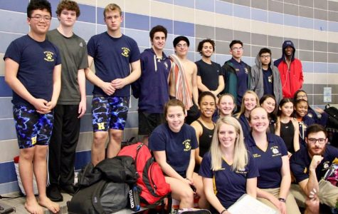 Hylton Swim Makes A Splash at Regionals