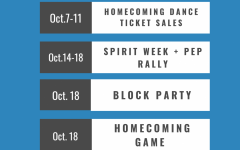 A Look Into Homecoming 2019