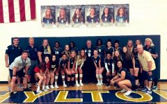Volleyball Team Pushes Through the Season