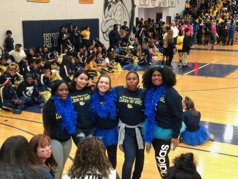 Hylton Game of the Week Pep Rally