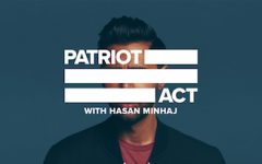 Patriot Act: A Standout in Political Comedy