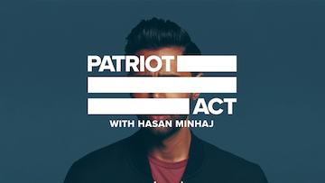 Netlfix Title Card For Patriot Act