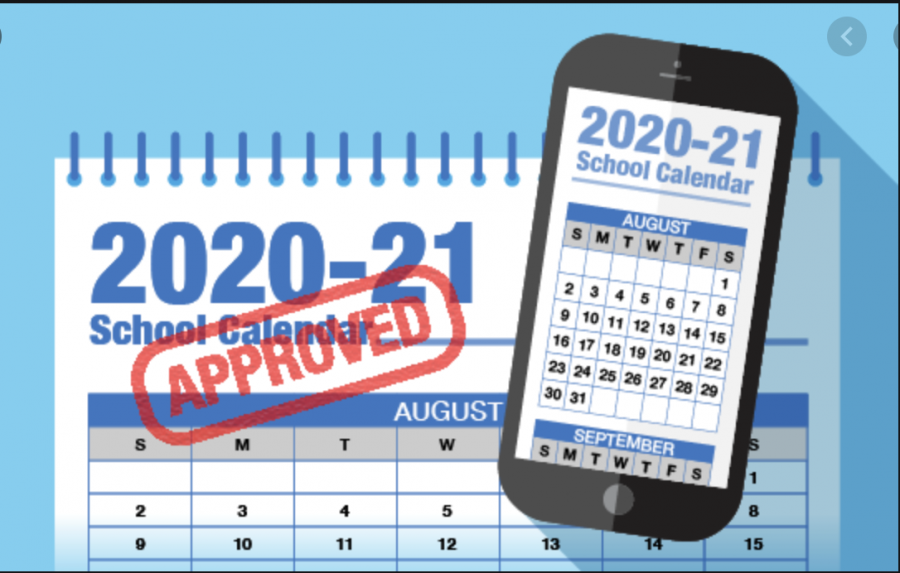 Exciting Changes to the PWCS Calendar for 2021 22 – The Watchdog