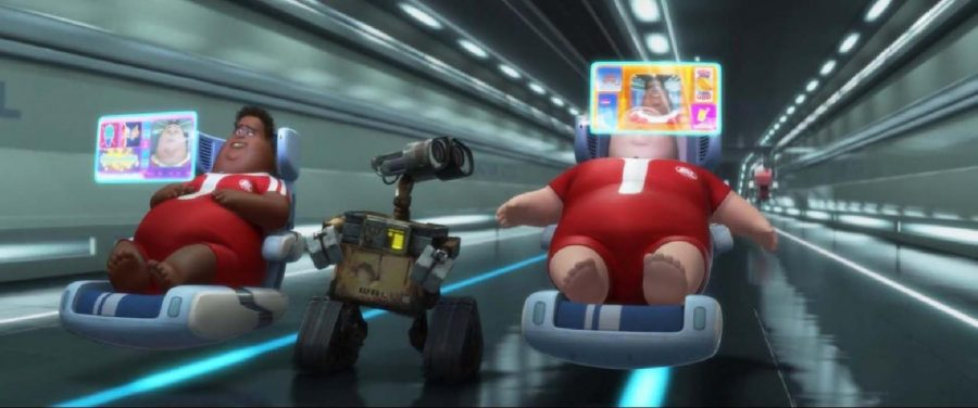 Photo from Wall-E