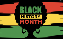 Celebrating Black History Month with C.D. Hylton High School's Black Student Union.