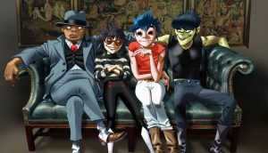 Virtual Band 'Gorillaz' Under Fire For The Planned Usage of NFT's